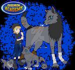 Digimon Academy: Team Cobalt by SulfuricAcid