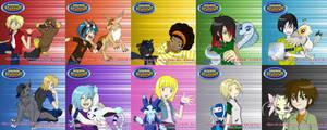 Digimon Academy: Best Partner Singles