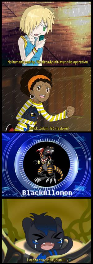 DigimonAcademy: Chapter 1 screencaps