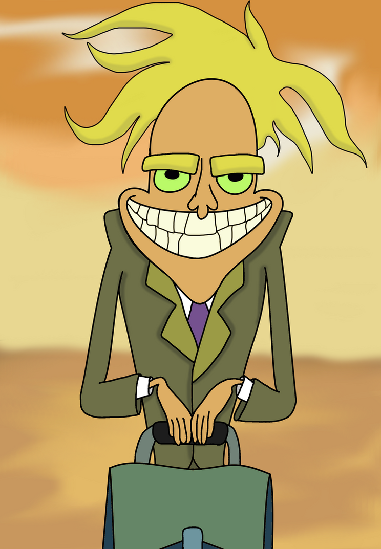 Courage the cowardly dog wallpaper fred - photo#19