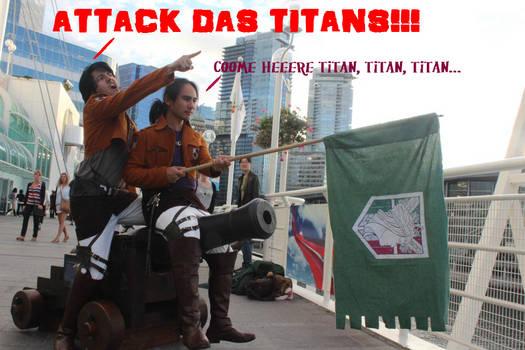 Attack Das Titans!!!