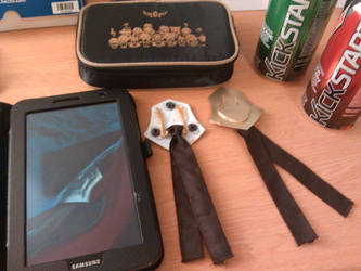 FFXIV WIP Arm Badge Things