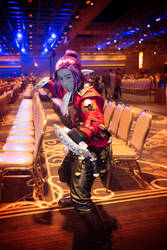 FFXIV Monk FistFighter's Jackcoat!!
