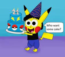 Birthday Chu by pikachuandpichu106