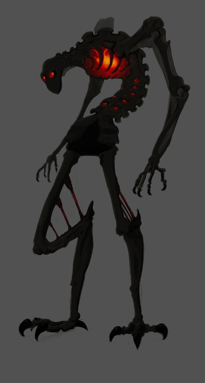 Furnace Demon by Genesis199