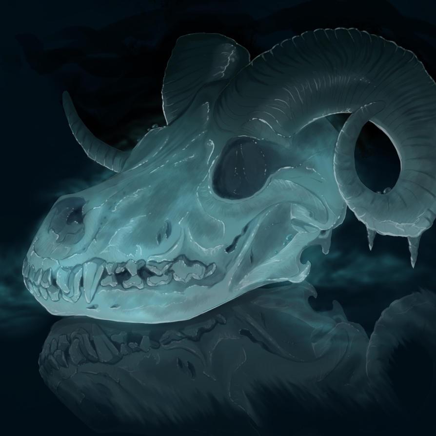 Frostbiter Skull by Genesis199