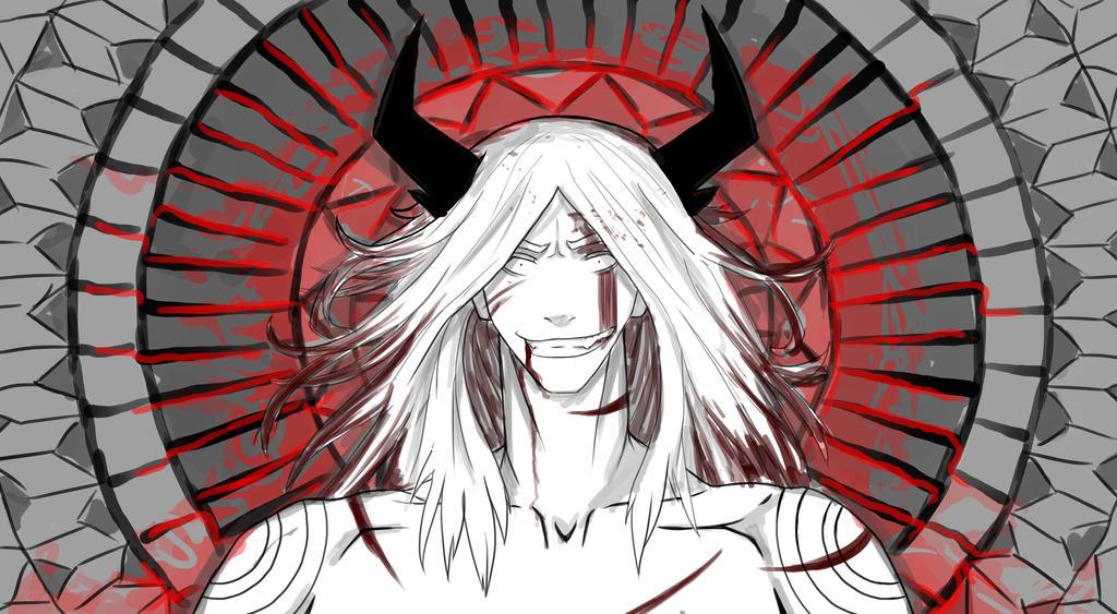 The Devil's Smile WIP2 by Genesis199