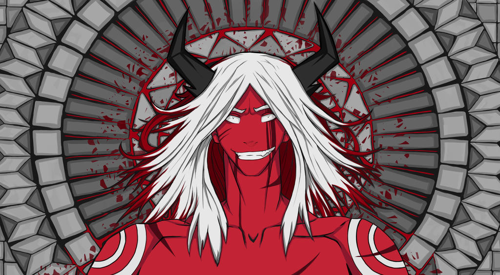 The Devil's Smile by Genesis199