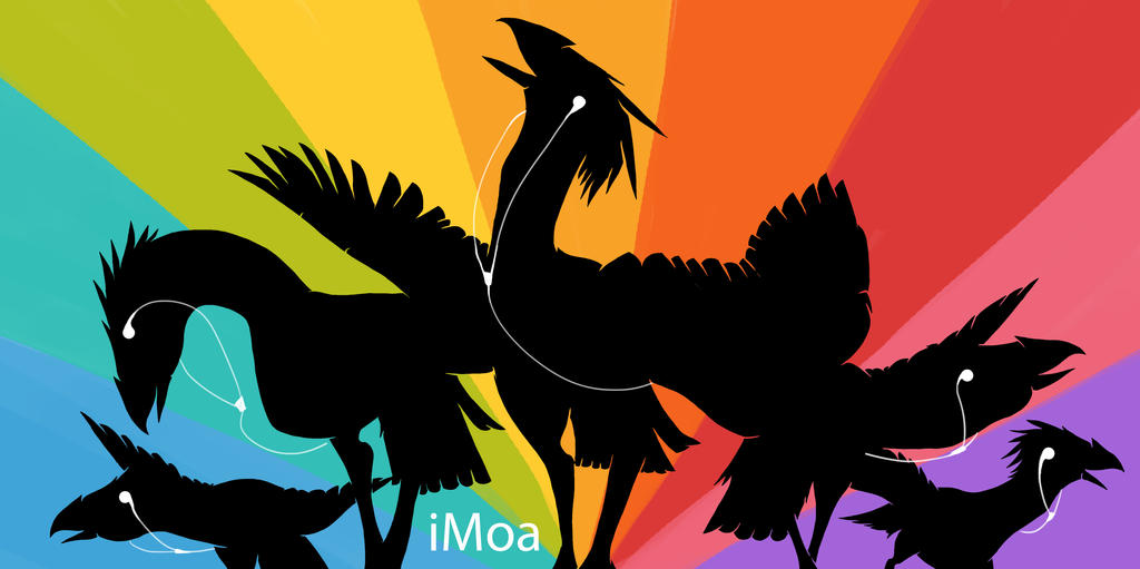 iMoa by Genesis199