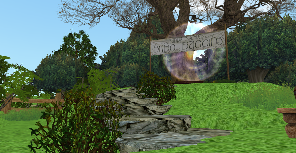 Lord of the Rings Map Pack: The Shire by Genesis199