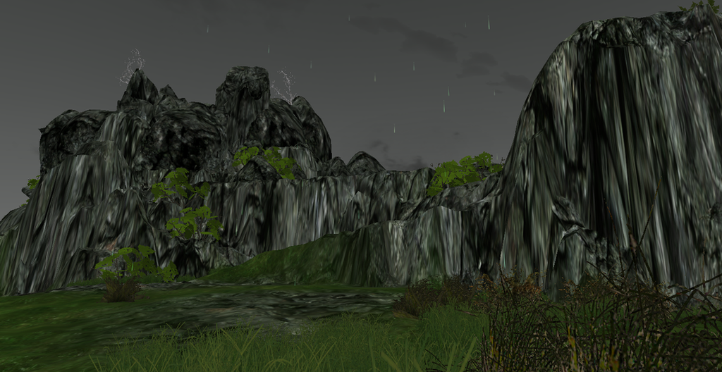 Lord of the Rings Map Pack: Weathertop by Genesis199