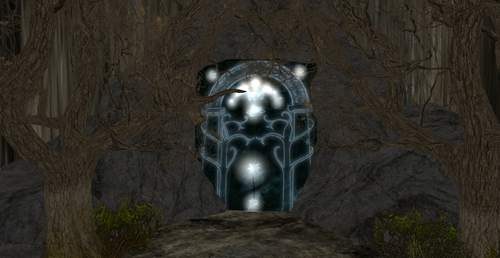 Lord of the Rings Map Pack: The Wall of Moria by Genesis199