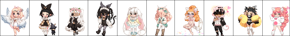 HQ Gaia Adopts by MissCotter