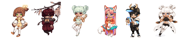 More Crappy Gaia's (OTA) by MissCotter