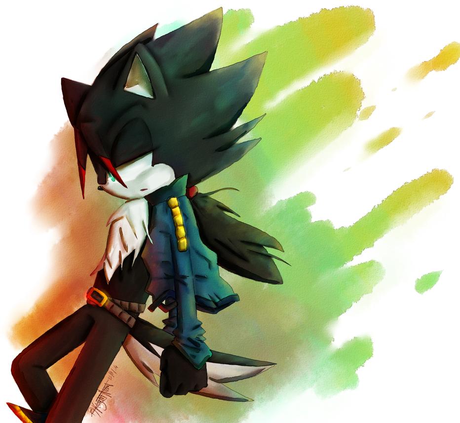Rei Watercolor by KnightNicole