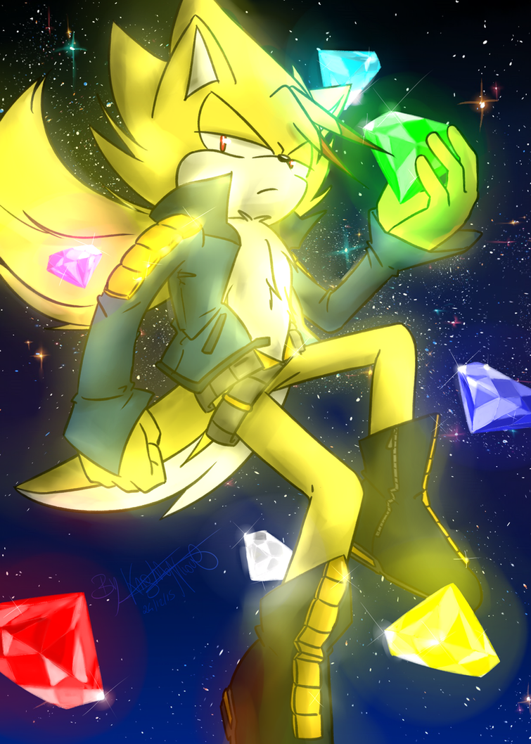 Super Rei! by KnightNicole