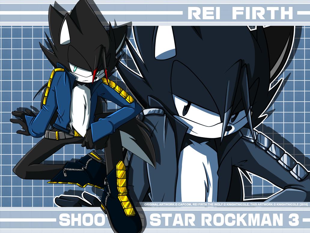 [SSR3] Rei Firth by KnightNicole
