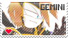 STAMP - Gemini by KnightNicole