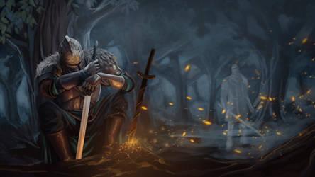 Dark Souls 2 Faraam Knight