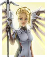Mercy by theSkyAssassin