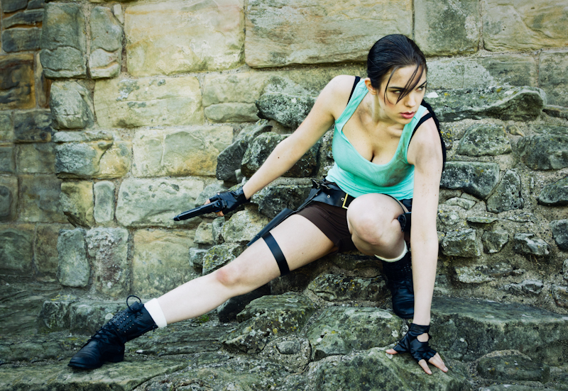 Lara Croft - Tomb Raider by kirstylegg