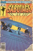 SABOTAGE! page 1 of 7. by DerekL