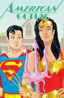 Kryptonian Gothic by DerekL