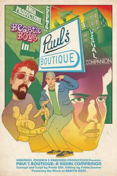 PAULS BOUTIQUE: A VISUAL COMPANION