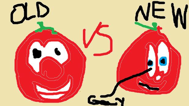 Old Bob vs New Bob by puffer15