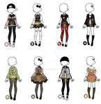 [CLOSED] Random outfit adopts