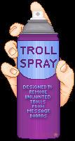 Spray Troll by FranciBlack