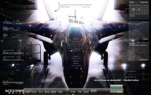 Ace Combat by xforceflowx