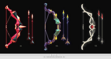 AUCTION 5 (OPEN 1/3) WEAPON DESIGN by adlrts