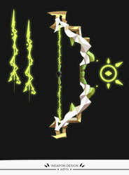 Auction 13 (CLOSED) WEAPON DESIGN by adlrts