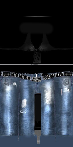 IMVU Jean Textures by Textures4Free