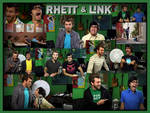 My Heroes....Rhett and Link