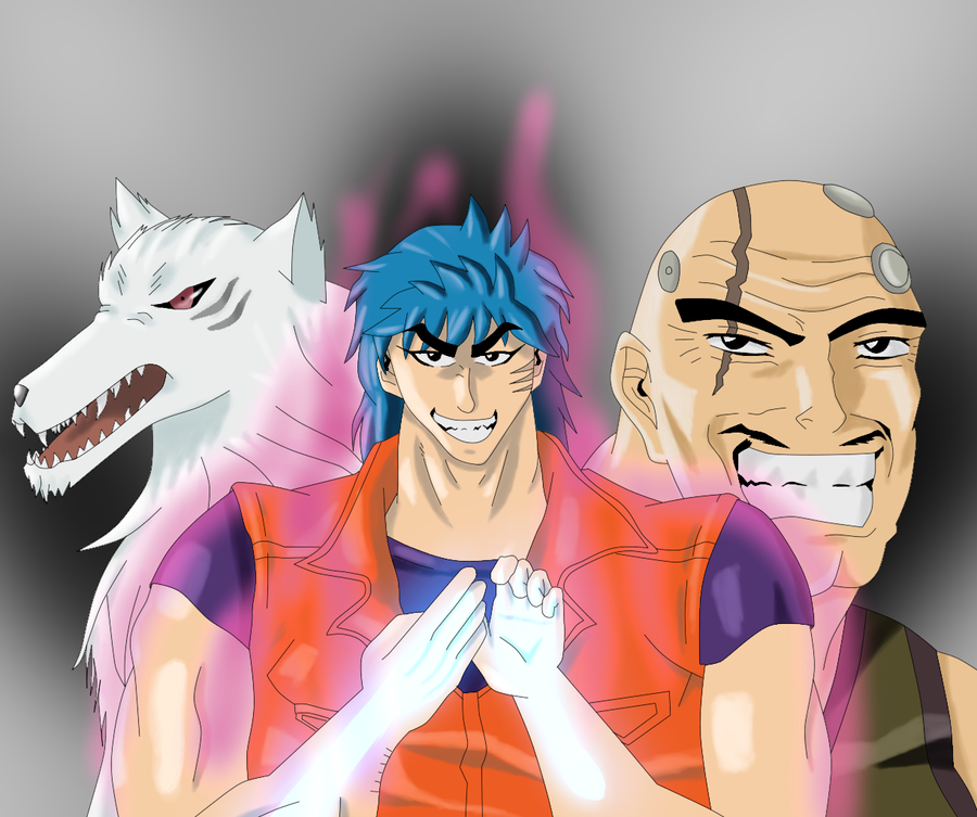 Toriko By Scheve94 On DeviantART