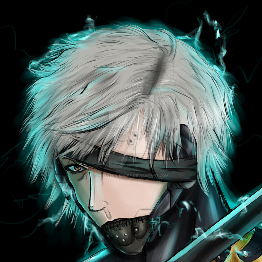 Metal Gear Rising Wallpaper: MGR: Raiden By Scheve94 On DeviantArt