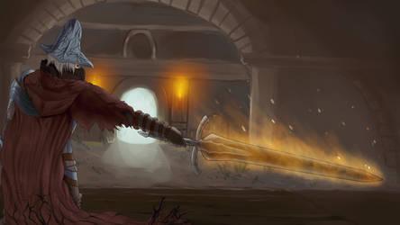 Dark Souls 3: Abyss Watcher