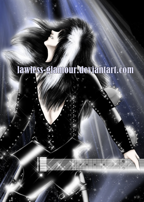 Blackie lawless by lawless-glamour