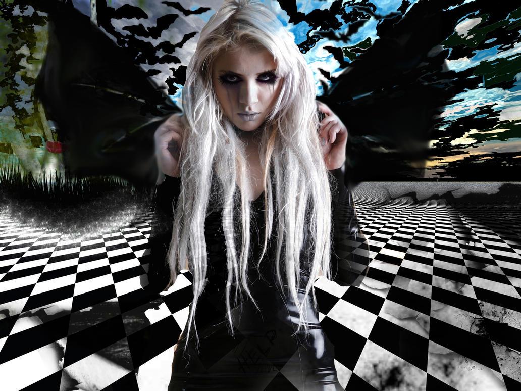 Fantasy Dark Angel By