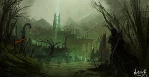 Forgotten swamp by thatnickid