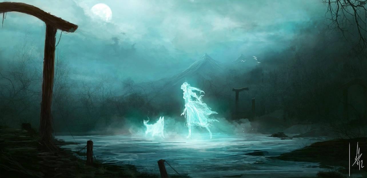 Water spirit fin by thatnickid