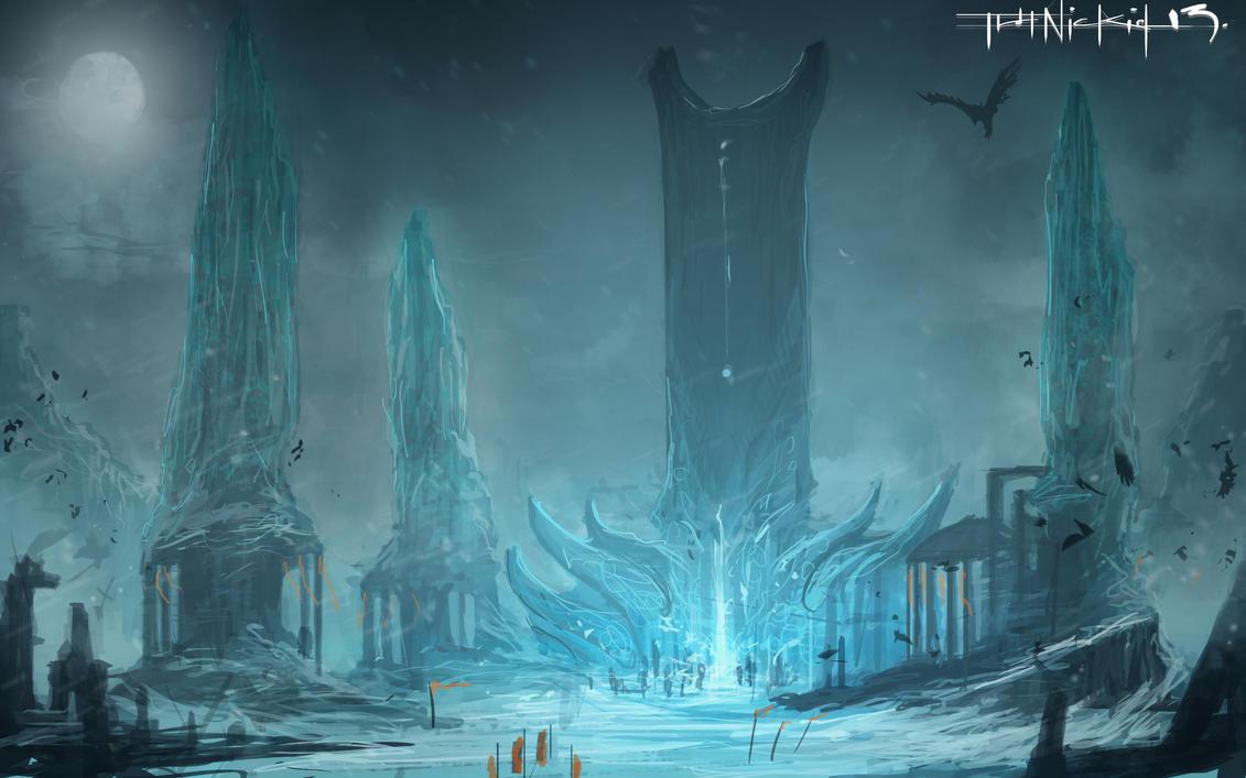 spire! by thatnickid