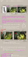 PAINTING TUTORIAL HOW TO MAKE IT LOOK GOOD