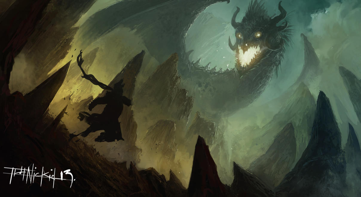 dragon's den by thatnickid