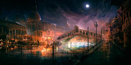 Venice by thatnickid