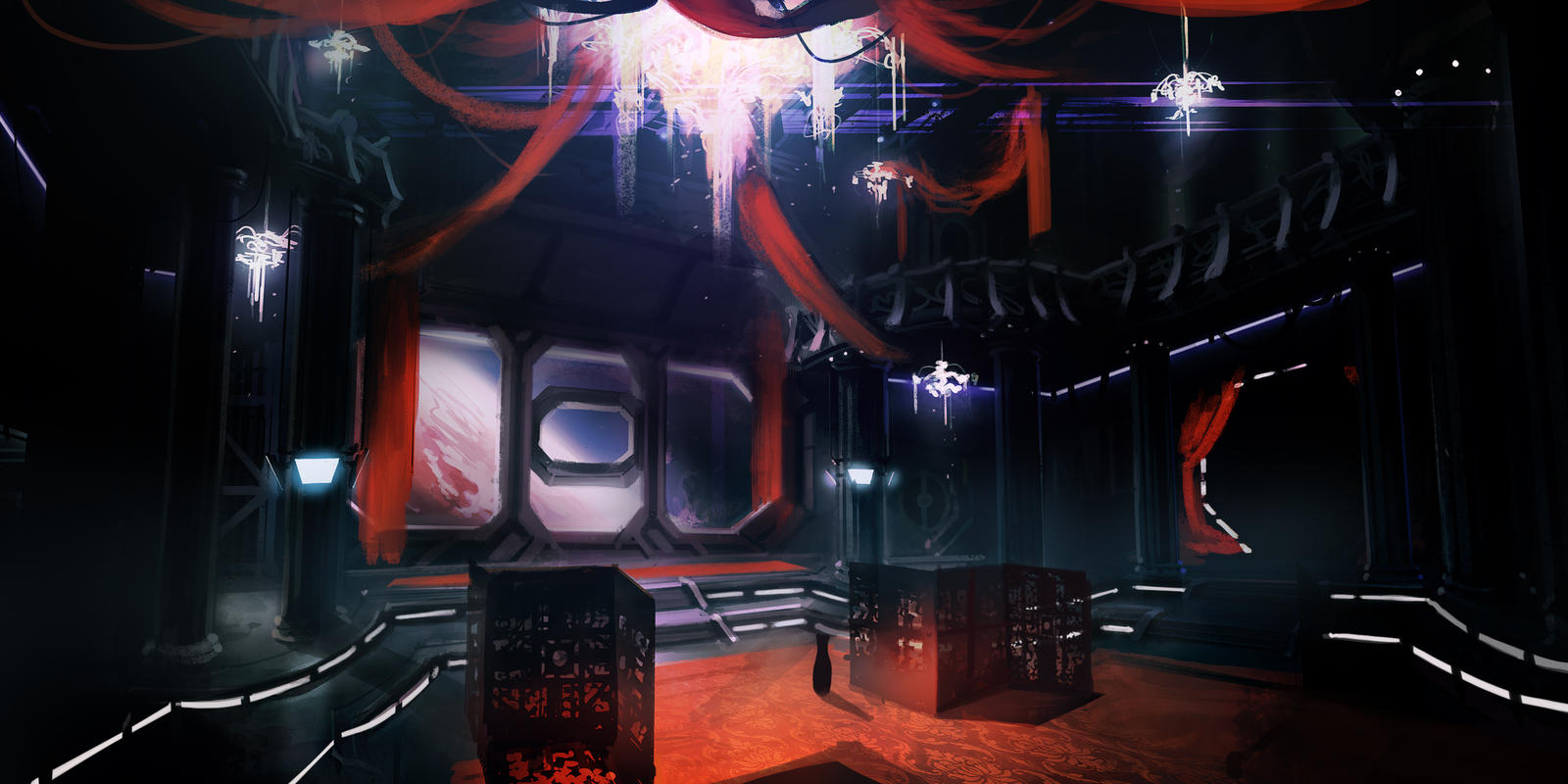 space club (needs crit) by thatnickid
