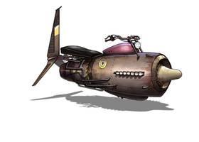 bike plane number 3