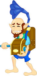 Zelda: Guru Guru by LegendaryFrog